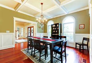 Dining room-7 tips to choosing paint colors-Richardson Custom Homes-Fort Myers-300x206jpg