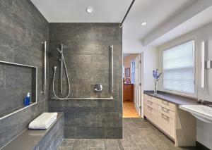 Handicap accessible bathroom-Bathroom design Ideas-Richardson Custom Homes-Fort Myers-300x213