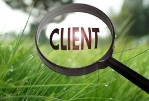 Magnifying glass in grass on CLIENT-Richardson Custom Homes-Fort Myers-300x204jpg
