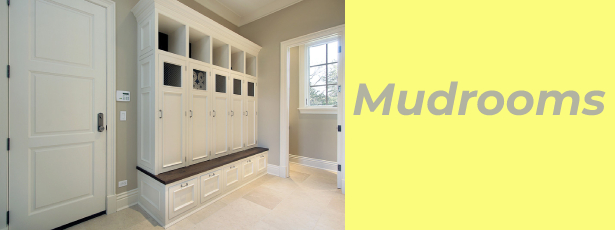 Upscale Mudroom With White Accents 7 Questions To Consider Before Adding A Mudroom Richardson Custom Homes Fort Myers–615x230jpg