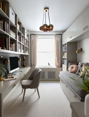 at home office design-7 design trends to carry into the new year-Richardson Custom Homes-Fort Myers-300x395jpg